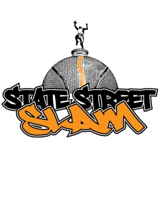 State Street Slam logo, designed by Brice McIntosh