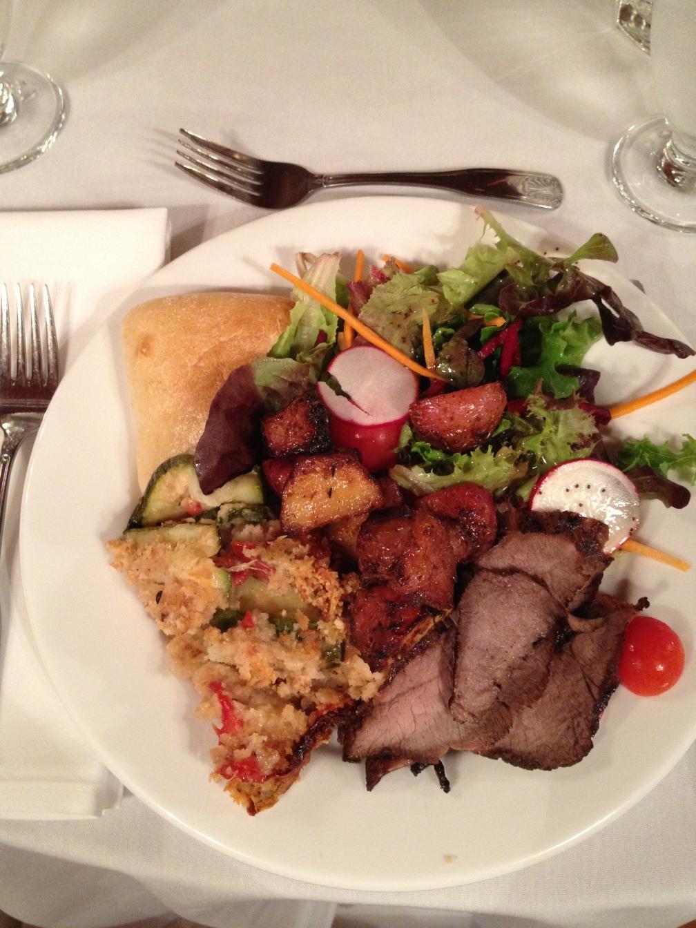 Dinner, VDP 2013