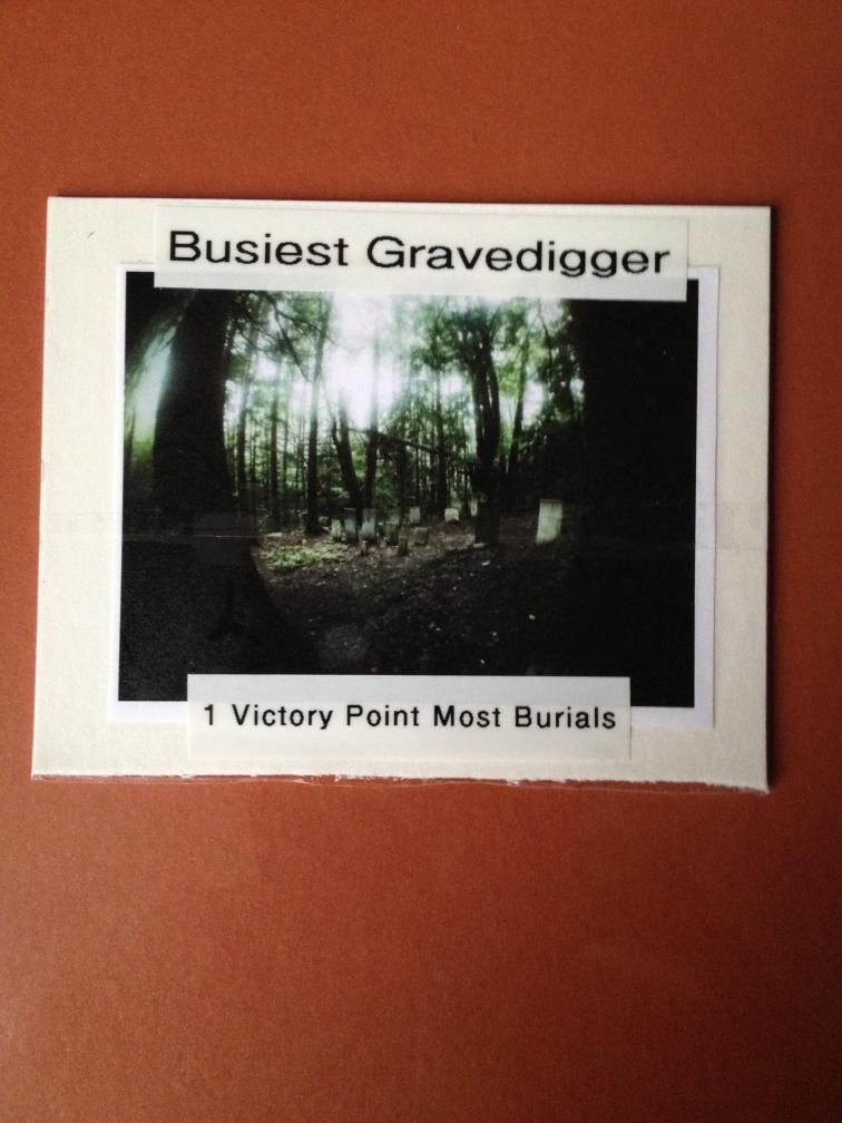 Busiest Gravedigger Tile